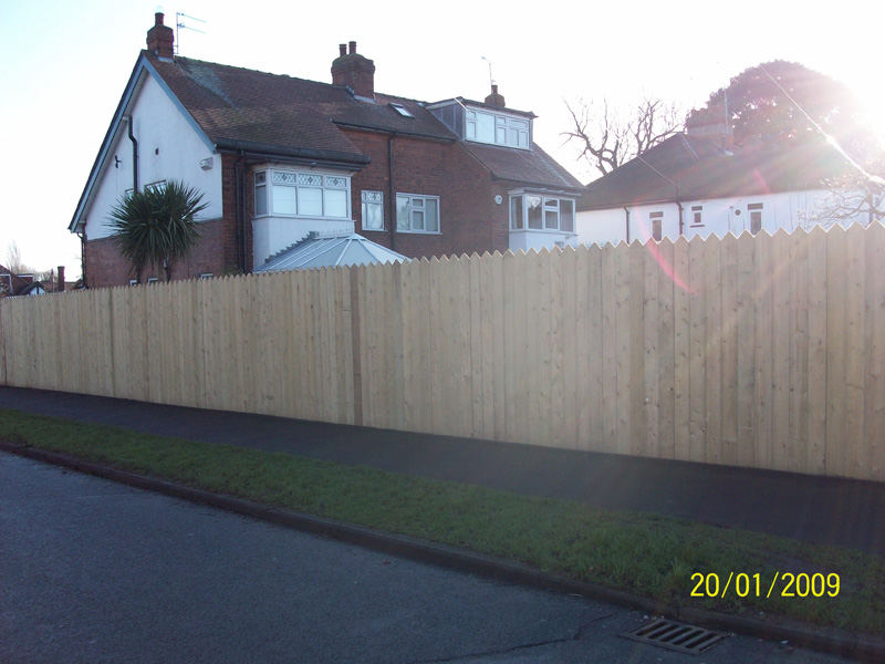 Ashwood Services Hull - Fencing Example - 004