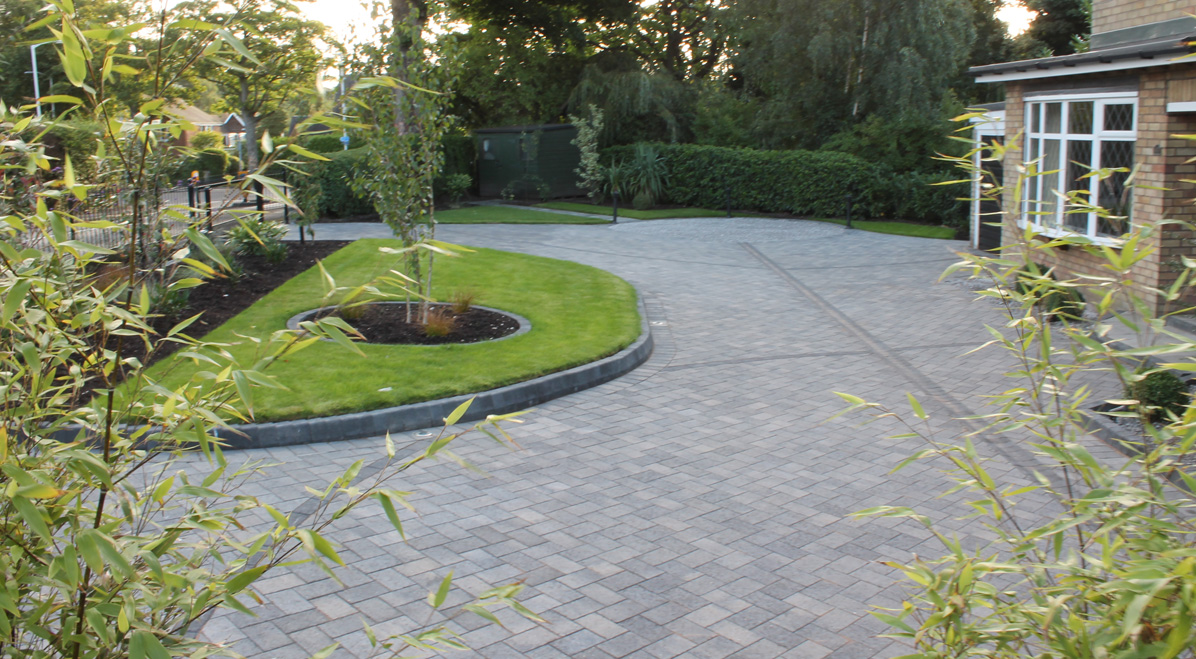 Ashwood services landscapers landscaping driveways for Garden design services